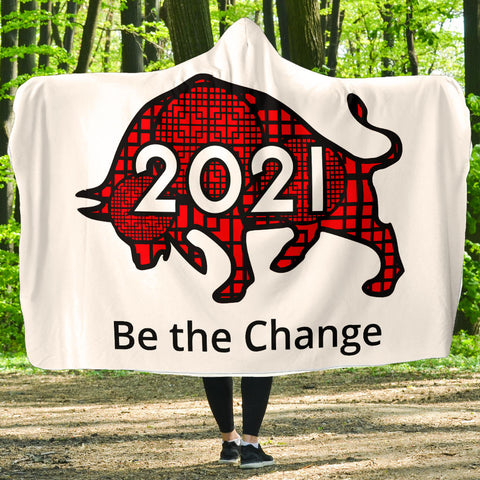 2021 Be the Change - year of the Ox