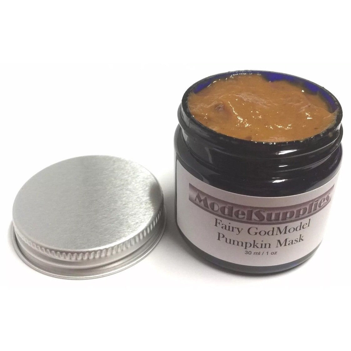 Fairy GodModel 5 Minute Pumpkin Mask Peel Enzymes Glycolic Acid Masque AHA Alpha - ModelSupplies