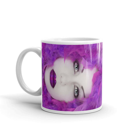 ModelSupplies Purple Power Mug Cup Coffee Cups - ModelSupplies