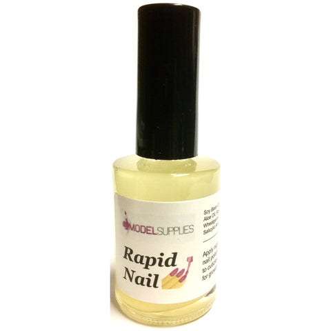 RAPID NAIL GROWTH byModelSupplies Strengthen Grow Nails - ModelSupplies