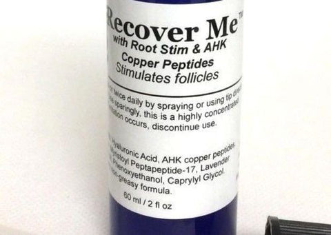 ModelSupplies Recover Me Hair Growth Fast Grow Head Scalp Brow Beard Moustache - ModelSupplies