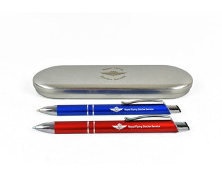 Pen And Pencil Set in Presentation Tin