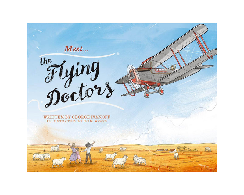 Book - Meet The Flying Doctors