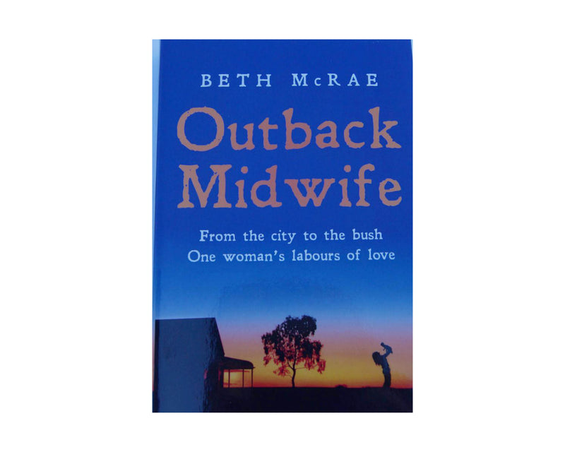 Book-Outback Midwife