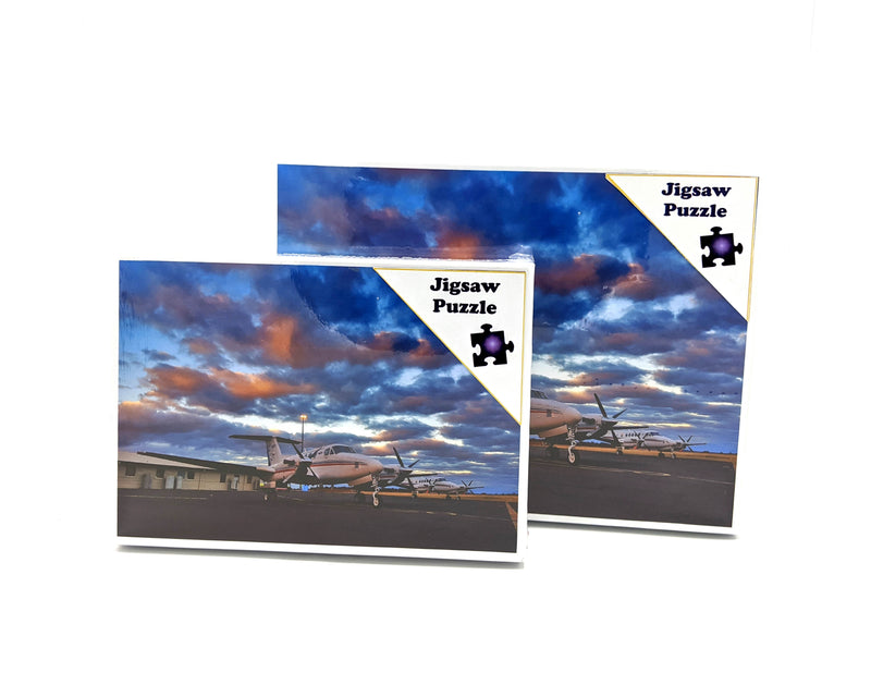 Puzzle - Jigsaw - Planes