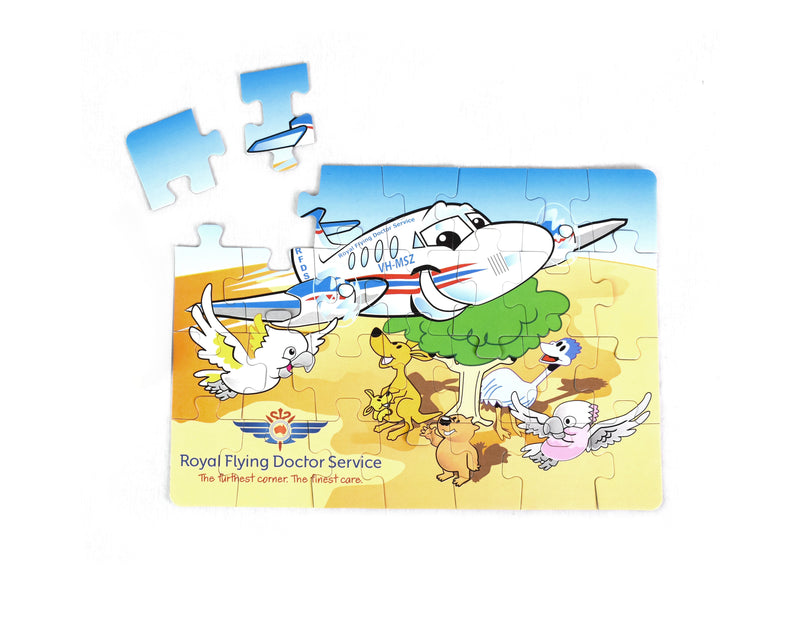 Puzzle - Jigsaw - Child - 28 Piece
