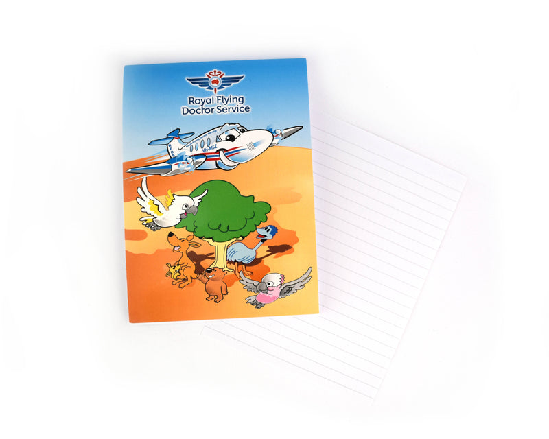 Note Pad - Pocket  -RFDS
