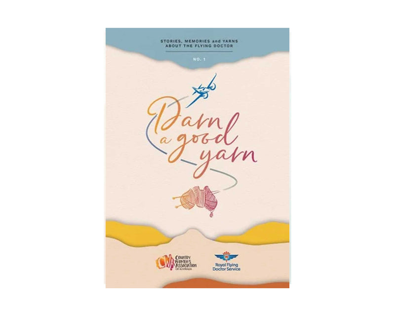 Book - Darn a Good Yarn