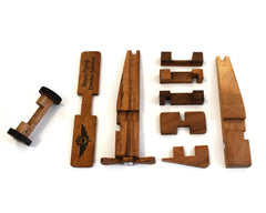 Puzzle Plane- Wooden- Small