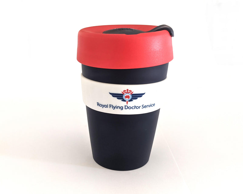 Keep Cup - Navy/Red