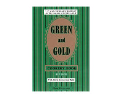 Book - Green and Gold Cookery Book