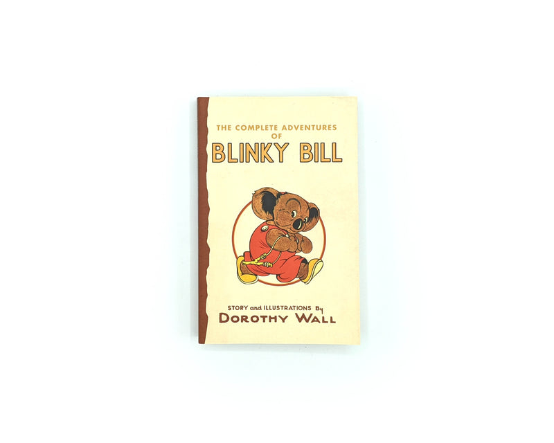 Book - Complete Adventures of Blinky Bill