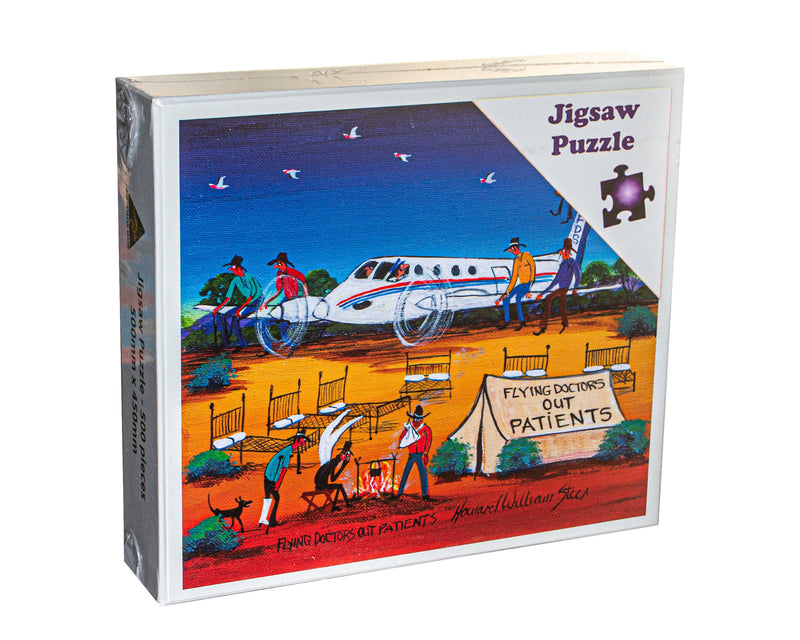 Puzzle - Jigsaw - Out Patients