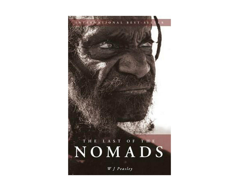 Book - Last of Nomads