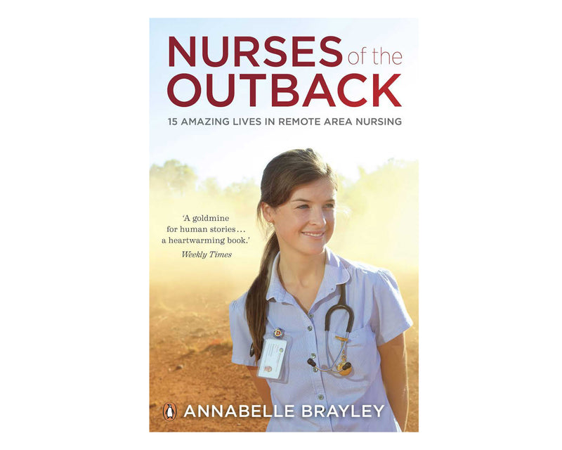 Book - Nurses of the Outback
