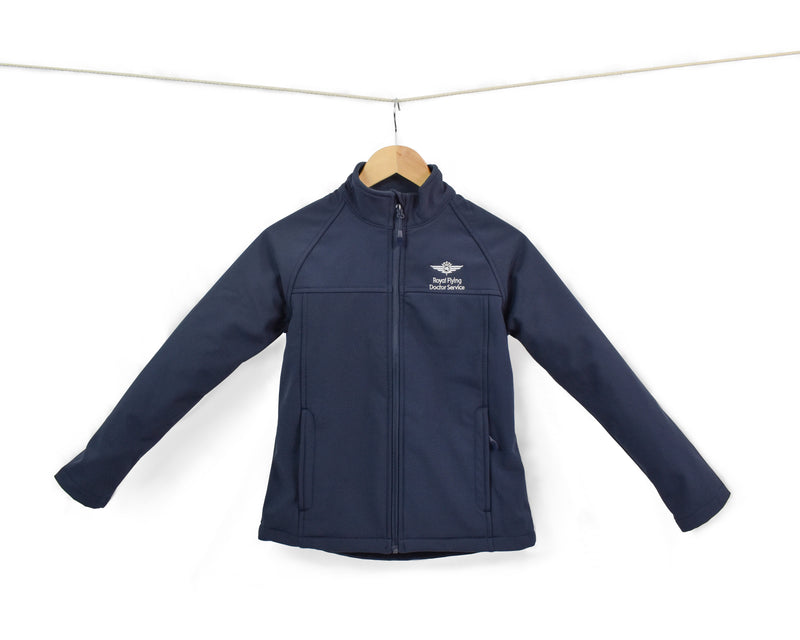 Women's jacket - Softshell - Navy