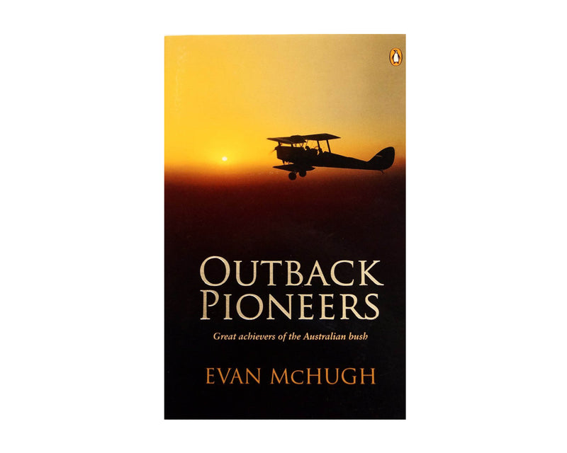 Book-Outback Pioneers