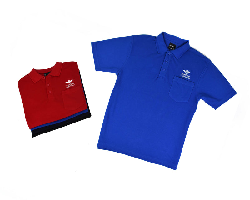 Men's Polo - Pocket