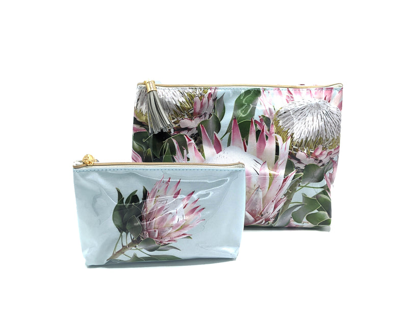Cosmetic Bags - (Set of 2)