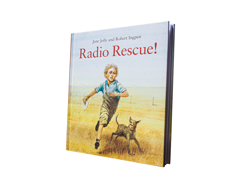 Book- Childrens-Radio Rescue