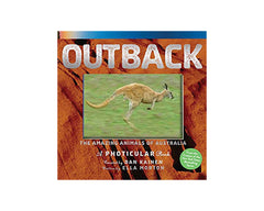 Book - Outback. Photicular
