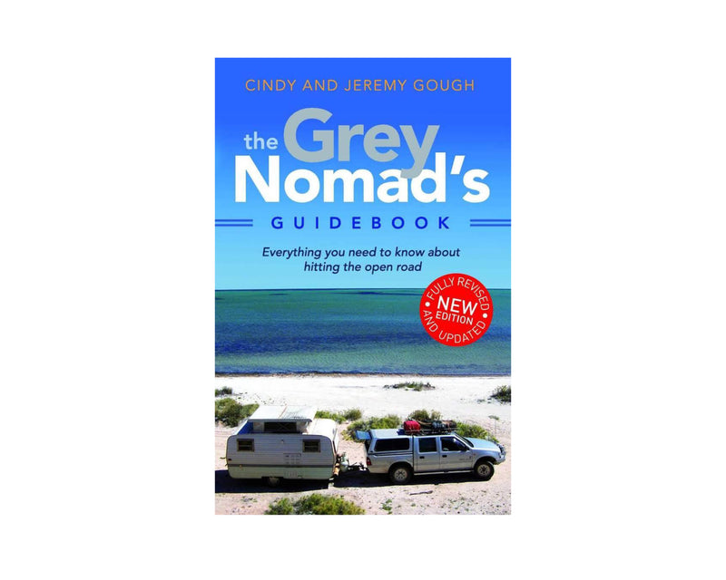 Book-Grey Nomads Guidebook.