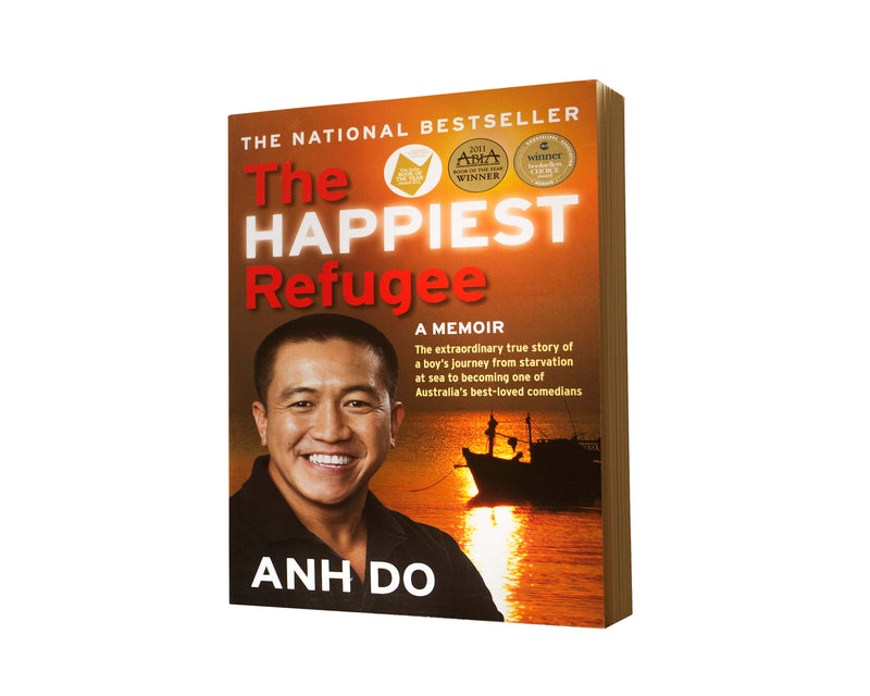 Book- Happiest Refugee