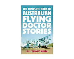 Book-Complete Book Flying Doctor Stories