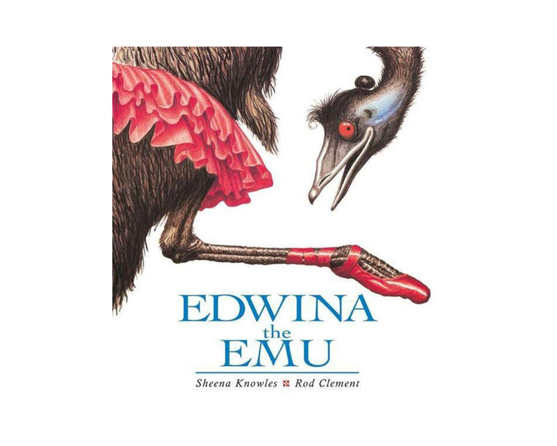 Book - Edwina The Emu
