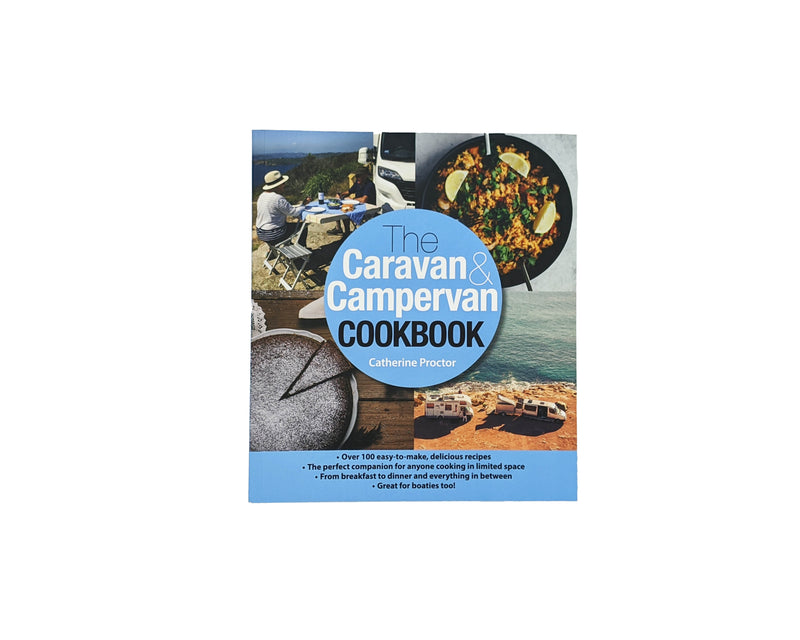 Book - Caravan and Campervan Cookbook