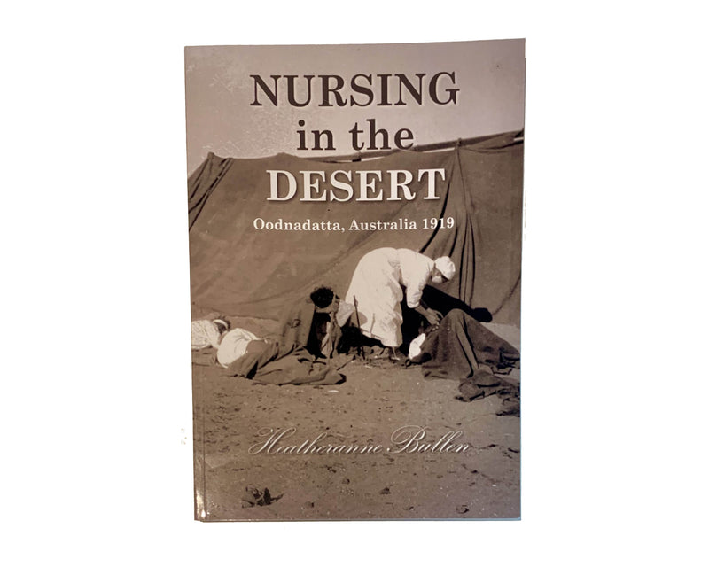Book - Nursing in the Desert