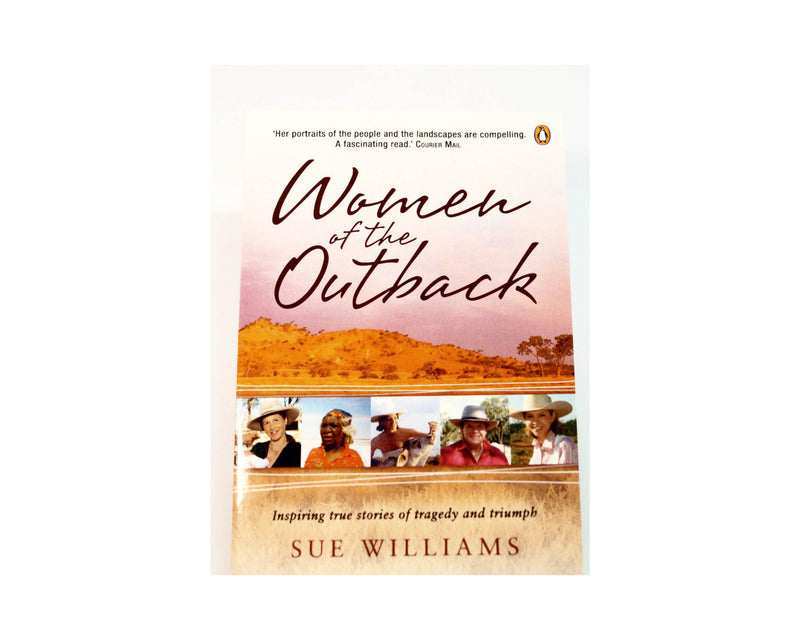 Book-Women of the Outback