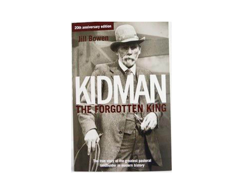 Book - Kidman The Forgotten King