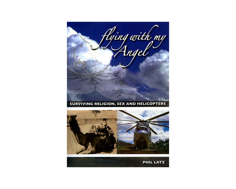 Book- Flying with My Angel
