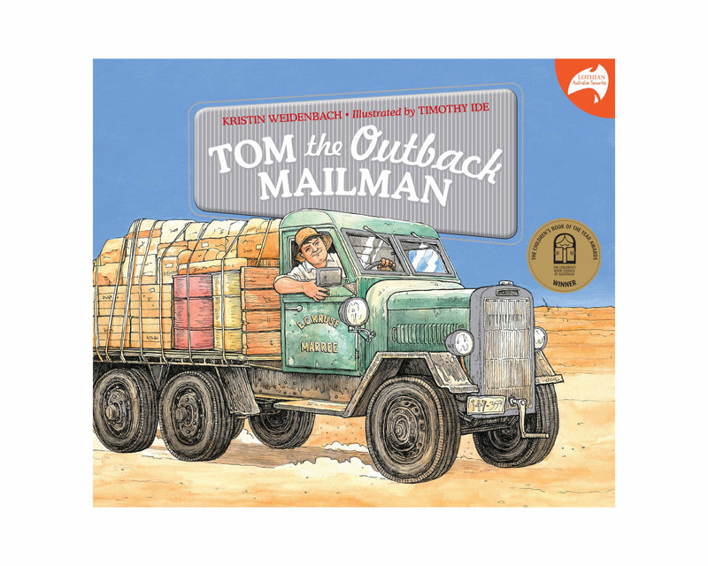 Book-Tom the Outback Mailman