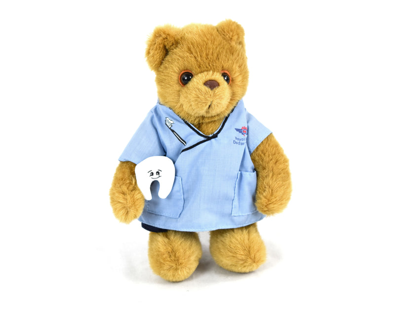 Teddy Bear-RFDS Dentist - 9""