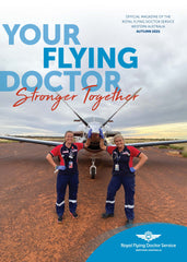 Your Flying Doctor Magazine - Stronger Together