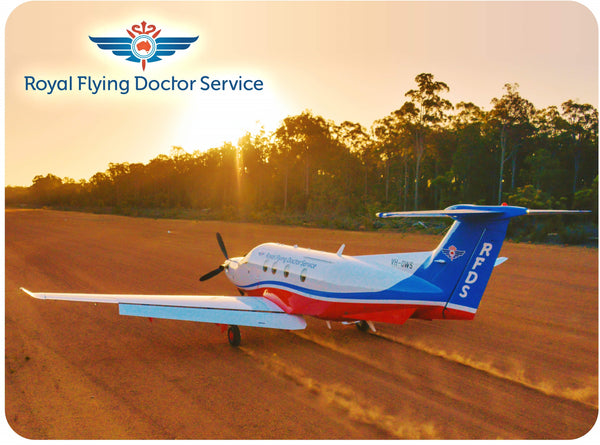 RFDS Placemat 3D