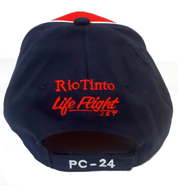 Cap - Rio Tinto LifeFlight PC24