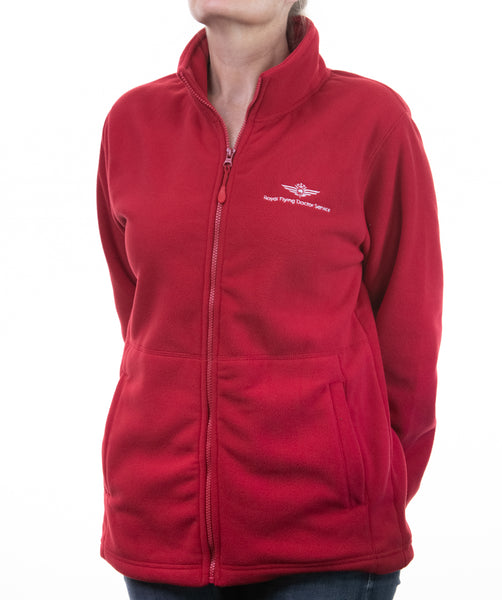 Unisex Polar Fleece Jacket