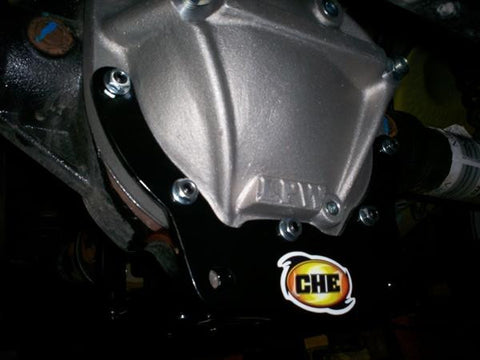 Axle Brace LPW Cover Installation Kit Part # CHE9PLPW