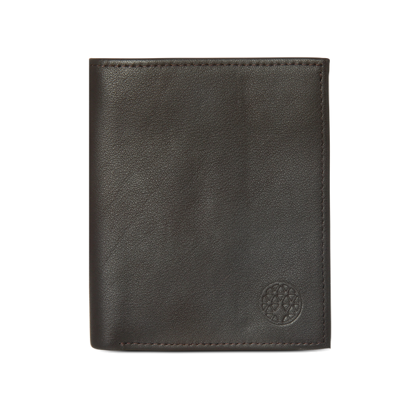 Portrait wallet: Brown