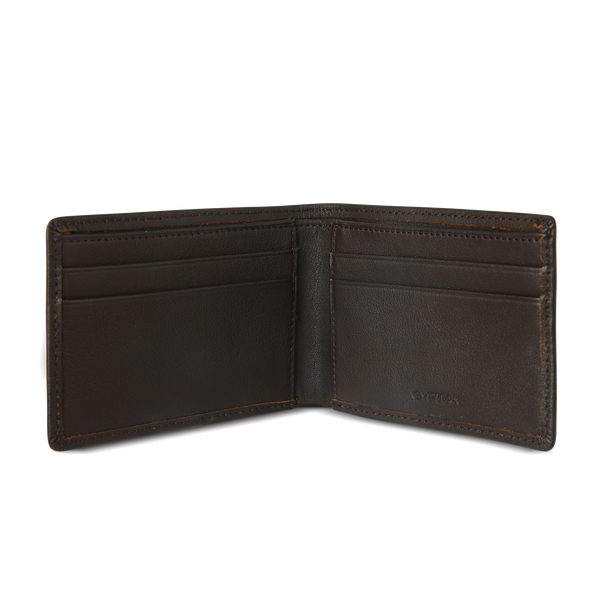Mini Wallet: Black