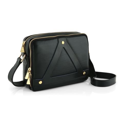 Triangle Bag 1.0: Black