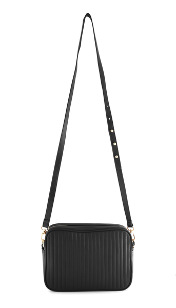 Box Bag: Black