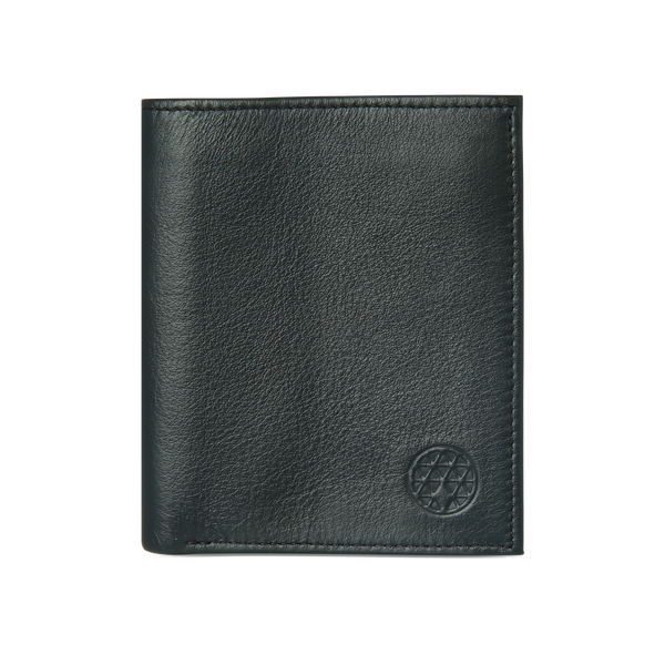 Portrait Wallet: Black