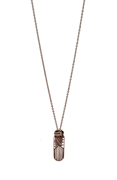 MONTU WING NECKLACE