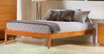 CONCORD PLATFORM BED WITH OPEN FOOTBOARD