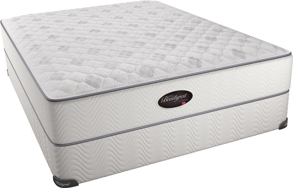 BEAUTYREST OFFSHORE MIST PILLOWTOP MATTRESS ONLY