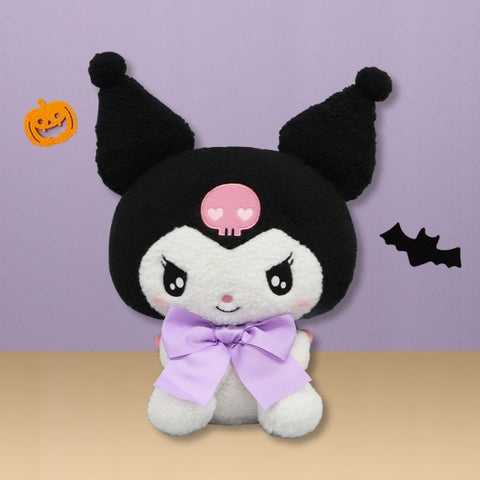 【拍賣】A0110 namco限定 景品 SANRIO My Melody 非常大的BIG毛絨公仔 〜Kuromi〜